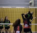 El voleibol femenino crea cantera en Navarra