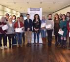 22 personas reciben el diploma del curso de emprendimiento y cooperativismo
