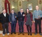 Tudela honra a los 6 trabajadores municipales jubilados este año