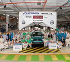 Volkswagen Navarra comienza la producción del nuevo Volkswagen T-Cross