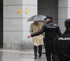 Bárcenas confirma que su chófer trasladó documentos del PP por encargo suyo