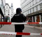 Un muerto y un herido en un tiroteo en el centro de Viena