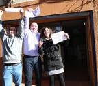 Vendido un décimo del 'gordo' de la Lotería de Navidad en Fitero