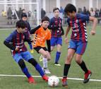Diez partidos inauguran el Torneo Femenino del Interescolar