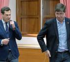 Ciudadanos presidirá el Parlamento de Andalucía y Vox estará en la mesa