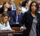 Marta Bosquet (Cs) presidirá el Parlamento con mayoría de PP-A, Cs y Vox en la Mesa