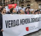 """Víctimas de ETA denuncian el """"abandono"""" institucional frente """"al apoyo a los presos"""""""