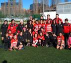 Castejón se alza con el XVI Memorial Tomás Caballero de fútbol femenino