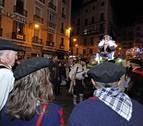 Olentzero causará alteraciones de tráfico este martes en el centro de Pamplona
