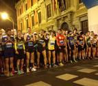 Maitane Melero y Javier Nagore vencen en la San Silvestre de Pamplona 2018