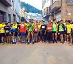 Funes recauda 6.150 euros en su San Silvestre solidaria