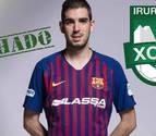 Ortego llega cedido a Osasuna Magna procedente del FC Barcelona Lassa