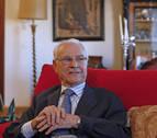 Fallece Joaquín Gortari, secretario de la Diputación (1978-2001)