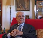 Joaquín Gortari, testigo de la transformación política y económica de Navarra