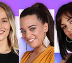 María, Noelia y Natalia, las más votadas para ir a Eurovisión