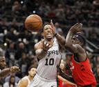 Un buen Ibaka no evita la derrota de Toronto Raptors