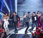 Estas son las canciones finalistas que han pasado a la gala de 'OT' de Eurovisión