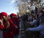 La Cabalgata de Reyes de Pamplona tendrá intérprete para las personas sordas