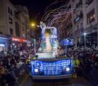 Denuncian un robo en un piso de Pamplona durante la cabalgata de Reyes