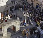El Misterio de los Reyes volvió a las calles de Sangüesa