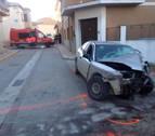 Muere en Cadreita al chocar con una casa cuando le perseguía la policía