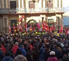 LAB mantiene la huelga en Huerta de Peralta y pide