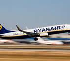 Ryanair afronta este martes el primero de los tres nuevos paros de tripulantes