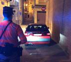 Imputado en Funes un conductor de Calahorra por conducir sin carné