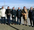 La mejora del Eje del Ebro facilita el tráfico entre San Adrián y Calahorra