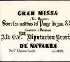 El Archivo de Navarra dedica su microexposición de enero a Mariano García Zalba