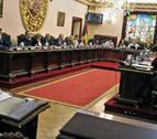 El presupuesto del Ayuntamiento de Pamplona, en el aire
