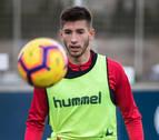 Osasuna renueva a David García hasta 2021