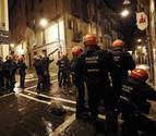La protesta contra el cierre de Rozalejo acaba con cargas policiales