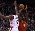 Ibaka y los Raptors afianzan su liderazgo tras derrotar a los Nets