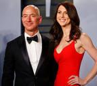 El fundador de Amazon, Bezos, anuncia su divorcio tras 25 años  de matrimonio