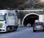 El Gobierno de Navarra baraja la construcción de un túnel paralelo al actual en Belate