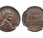 Más de 200.000 dólares por un raro centavo estadounidense de 1943