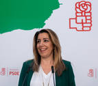 Susana Díaz da a luz a su segundo hijo, una niña que se llamará Rocío