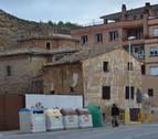 Incoan el estado de ruina en el entorno de la basílica de Montserrat de Lodosa