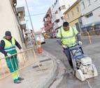 Casi 180.000 € para renovar las tuberías en varias calles
