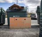 El descenso del precio del papel baja los robos y aumenta el reciclaje