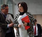 El Parlamento foral tendrá la próxima semana el informe sobre el grupo de Podemos