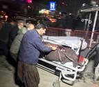 Al menos 40 heridos en un atentado con coche bomba en el este de Kabul