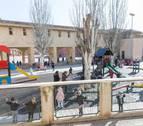 Los patios de dos colegios de Tudela abrirán todos los sábados excepto en verano