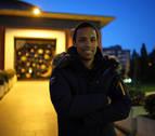"""Valdo, jugador del Izarra: """"Fueron los mejores años de Osasuna y los míos también"""""""