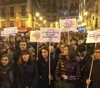 Cientos de personas defienden en Pamplona las políticas de igualdad