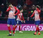 Doumbia clasifica al Girona y elimina al Atlético de la Copa