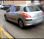 Detenido en Pamplona por diez robos en vehículos aparcados en garajes