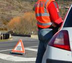 Cinco detenidos por delitos contra la seguridad del tráfico en enero