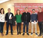 Buena convivencia entre culturas en Tafalla, Olite y Miranda de Arga